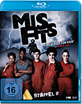 Misfits: Staffel 2 Box Blu-ray (2 Discs)
