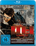 Mission: Impossible - 4-Movie Set Blu-ray (4 Discs)