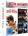 Mission: Impossible - Die 5-Movie-Collection Blu-ray (5 Discs) (Blu-ray Filme)