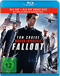 Mission: Impossible 6 - Fallout Blu-ray (2 Discs)