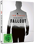 Mission: Impossible 6 - Fallout - Steelbook Edition Blu-ray (2 Discs)