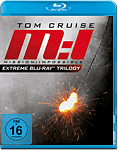 Mission: Impossible - Extreme Trilogy Blu-ray (3 Discs)