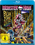 Monster High: Buh York, Buh York Blu-ray