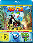 Monster und Aliens Blu-ray