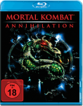 Mortal Kombat 2: Annihilation Blu-ray