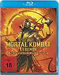 Mortal Kombat Legends: Scorpion's Revenge Blu-ray