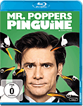 Mr. Poppers Pinguine Blu-ray