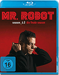 Mr. Robot: Staffel 4 Blu-ray (4 Discs)