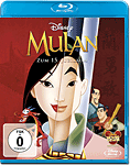 Mulan - Jubiläumsedition Blu-ray