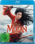 Mulan (Live Action) Blu-ray