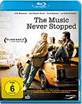 The Music Never Stopped Blu-ray