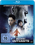 Mutant Outcasts Blu-ray