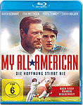 My All-American Blu-ray (Blu-ray Filme)