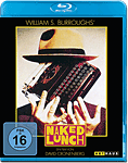 Naked Lunch Blu-ray