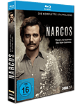 Narcos: Staffel 1 Box Blu-ray (3 Discs)
