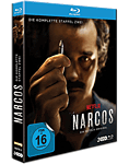 Narcos: Staffel 2 Box Blu-ray (3 Discs)