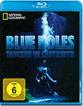 National Geographic: Blue Holes Blu-ray