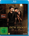 New Moon: Biss zur Mittagsstunde - Deluxe Fan Edition Blu-ray