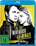 November Criminals Blu-ray (Blu-ray Filme)