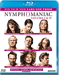 Nymphomaniac: Vol. 1 & 2 Blu-ray (2 Discs)