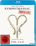 Nymphomaniac: Vol. 1 & 2 - Director's Cut Blu-ray (2 Discs)