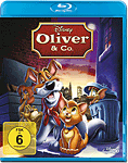 Oliver & Co. Blu-ray