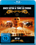 Once Upon a Time in China 1 Blu-ray