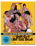 One Cut of the Dead - Mediabook Blu-ray (3 Discs)