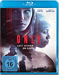 Only: Last Woman on Earth Blu-ray