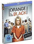 Orange Is the New Black: Staffel 1 Box Blu-ray (4 Discs) (Blu-ray Filme)