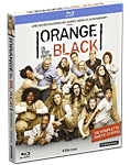 Orange Is the New Black: Staffel 2 Box Blu-ray (4 Discs) (Blu-ray Filme)