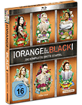 Orange Is the New Black: Staffel 3 Box Blu-ray (4 Discs) (Blu-ray Filme)