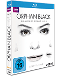 Orphan Black: Staffel 1 Box Blu-ray (2 Discs)