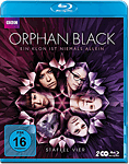 Orphan Black: Staffel 4 Box Blu-ray (2 Discs)