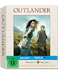Outlander: Staffel 1 Vol. 1 - Collector's Edition Blu-ray (2 Discs) (Blu-ray Filme)