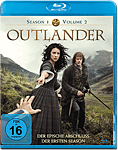 Outlander: Season 1 Vol. 2 Blu-ray (2 Discs)