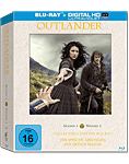 Outlander: Season 1 Vol. 2 - Collector's Edition Blu-ray (2 Discs)