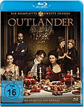 Outlander: Staffel 2 Box Blu-ray (6 Discs)