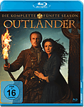 Outlander: Staffel 5 Blu-ray (4 Discs)