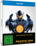 Pacific Rim 2: Uprising - Steelbook Edition Blu-ray