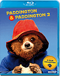 Paddington 1+2 Blu-ray (2 Discs)