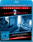 Paranormal Activity 2 - Extended Cut Blu-ray
