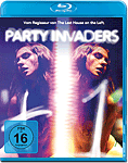 Party Invaders Blu-ray