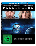 Passengers (2016) - Steelbook Edition Blu-ray