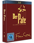 Der Pate Trilogie - The Coppola Restoration Blu-ray (4 Discs)