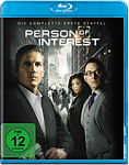 Person of Interest: Staffel 1 Box Blu-ray (4 Discs) (Blu-ray Filme)