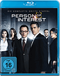 Person of Interest: Staffel 3 Box Blu-ray (4 Discs) (Blu-ray Filme)