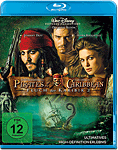 Pirates of the Caribbean: Fluch der Karibik 2 Blu-ray (2 Discs)