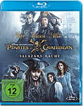 Pirates of the Caribbean 5: Salazars Rache Blu-ray (Blu-ray Filme)