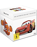 Die ultimative Pixar Collection Blu-ray (24 Discs)